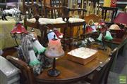 Sale 8326 - Lot 1607 - Large Collection of Table Lamps (13)