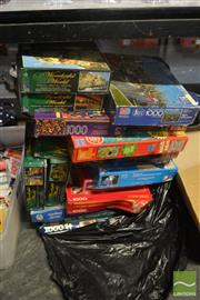 Sale 8530 - Lot 2306 - Collection of Puzzles