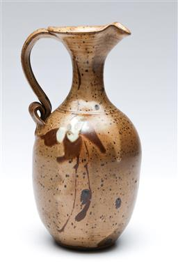Sale 9098 - Lot 39 - A Chinese stoneware Vase (H 24.5cm)