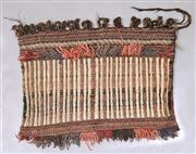 Sale 8438K - Lot 141 - Afghan Tribal Torbah Bag | 86x45cm, Pure Wool,  Hand-knotted by desert nomads in the northern mountainous regions of Afghanistan. Al...