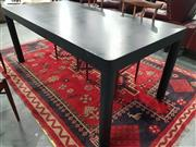 Sale 8839 - Lot 1054 - Phillipe Starck Black Timber Table by Cassian