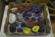Sale 8398 - Lot 1100 - North African Geode Collection