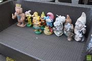 Sale 8532 - Lot 1239 - Collection of Garden Gnomes