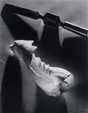 Sale 8976A - Lot 5002 - Max Dupain (1911 - 1992) - Two Forms, 1939 30 x 23.5 cm (54 x 46 x 2 cm)