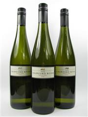 Sale 8238 - Lot 1667 - 3x 2008 Crawford River Riesling, Henty