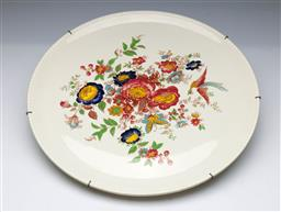 Sale 9098 - Lot 430 - Solian Ware Hanging Charger (Dia:42cm)