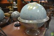 Sale 8338 - Lot 1651 - Globes on Stand x 2