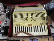 Sale 8093 - Lot 1563 - An AMAT Accordion in Case