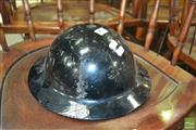 Sale 8404 - Lot 1030A - WWII Helmet