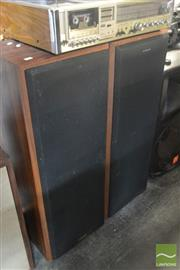 Sale 8530 - Lot 2142 - Pair of Peterson Floor Speakers