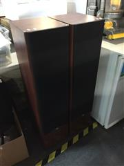 Sale 8659 - Lot 2205 - Pair of G & H Floor Speakers