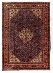 Sale 8770C - Lot 67 - A Persian Tabriz Wool And Silk Inlaid Pile, 288 x 205cm