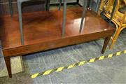 Sale 8093 - Lot 1035 - Timber Coffee Table