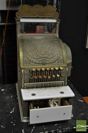 Sale 8511 - Lot 1048 - Vintage National Cash Register