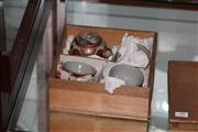 Sale 8160 - Lot 98 - Japanese Kutani Teaset