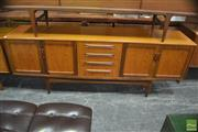 Sale 8326 - Lot 1035 - G-Plan Fresco Teak Sideboard