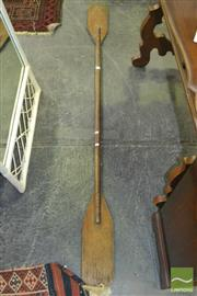 Sale 8312 - Lot 1078 - Timber Oar