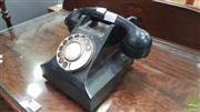 Sale 8404 - Lot 1031 - Vintage Telephone