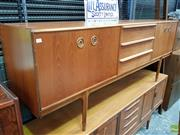 Sale 8566 - Lot 1089 - McIntosh Teak Sideboard