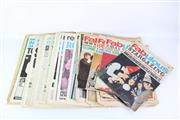 Sale 8823M - Lot 55 - 1960s Music Magazines And Newspapers Incl Fabulous And Record Mirror