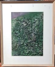 Sale 9058 - Lot 2021 - James Cant (1911-1983) - Landscape, watercolour and pastel, 51.0 x 36.5 cm, signed and dated upper left