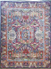 Sale 9059 - Lot 1061 - Persian Hand Knotted Woollen Bahktiari (390 x 300cm)
