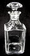 Sale 7746 - Lot 66 - Baccarat Harcourt Square Decanter