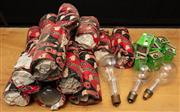 Sale 8984H - Lot 335 - A collection of vintage globes including mainly Osram, bayonet and screw in.
