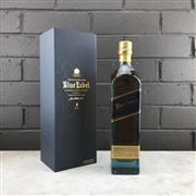 Sale 9079W - Lot 874 - Johnnie Walker Blue Label Blended Scotch Whisky - bottle no. IA6 85531, 40% ABV, 700ml in presentation box