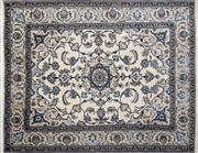 Sale 8213C - Lot 26 - Persian nain Tabas 240cm x 195cm