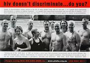 Sale 8330A - Lot 117 - Group of (6) AIDs and Sexual Diversity Awareness Posters