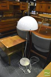 Sale 8350 - Lot 1037 - Perspex Standard Lamp