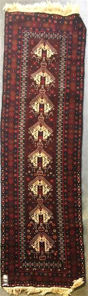 Sale 8740 - Lot 1569 - Persian Balouch Runner