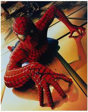 Sale 8555A - Lot 5114 - Tobey McGuire; Toby McGuire and Kirsten Dunst Spider Man (2)