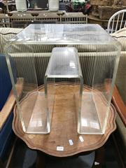 Sale 8817 - Lot 1027 - Perspex Side Table