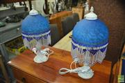 Sale 8440 - Lot 1065 - Table Lamps x 4 (2 Pairs)