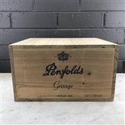 Sale 9905W - Lot 648 - 6x 1995 Penfolds Bin 95 Grange Shiraz, South Australia - in original wooden box