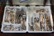 Sale 8379 - Lot 180 - Silver Plated Cutlery Wares