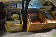 Sale 8497 - Lot 2391 - 3 Boxes of Books