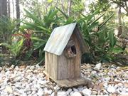Sale 8857H - Lot 98 - A Rustic Country Bird House , General Wear ,Marks , Size 45cm H