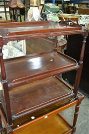 Sale 8093 - Lot 1111 - 3 Tier Serving Trolley with Lift Out Tray