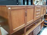 Sale 8476 - Lot 1057 - G-Plan Fresco Teak Sideboard