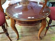 Sale 8550 - Lot 1438 - Timber Side Table with Single Drawer
