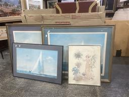 Sale 9106 - Lot 2070 - Collection of Assorted Prints