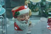 Sale 7875 - Lot 49 - Royal Doulton Toby Jug Santa Claus