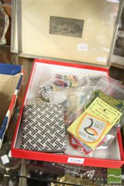 Sale 8478 - Lot 2296 - Collection of Cloth Badges, Lighters, etc