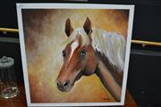 Sale 8066 - Lot 1008 - Oil on Canvas The Champ (By Greg Lipman Certificates of Authenticity Provided)