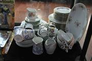 Sale 8283 - Lot 94 - Johnson Brothers Dinner Wares with Others incl. Finnish & Bavarian