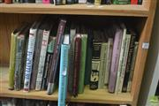 Sale 8900 - Lot 89 - Shelf of Books on Antiques & Others incl. Kinney, R.P. The Complete Book of Furniture Repair & Refinishing; Brett, G. Dinner...