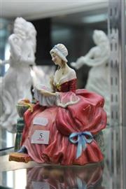 Sale 8261 - Lot 5 - Royal Doulton Figure Penelope
